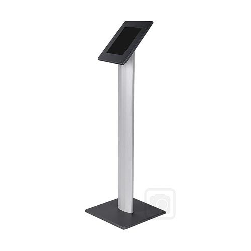 Tablet floor stand for ipad with 10 screen lockable inshop tablet floor stand for ipad with 10 screen lockable tyukafo