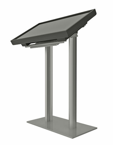 "Universal  Floor Stand for 32"" - 56"" Displays  with adjustable Angle"