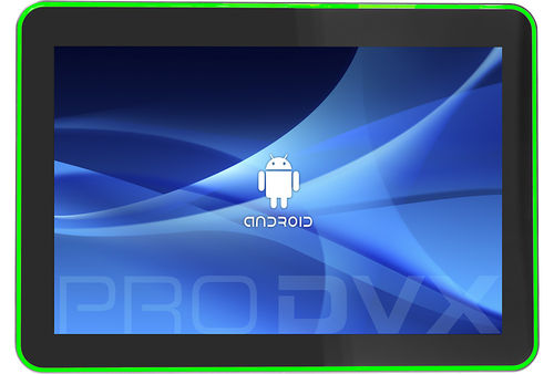 ProDVX APPC-10SLB Professsionell Tablet PC, PoE, LED
