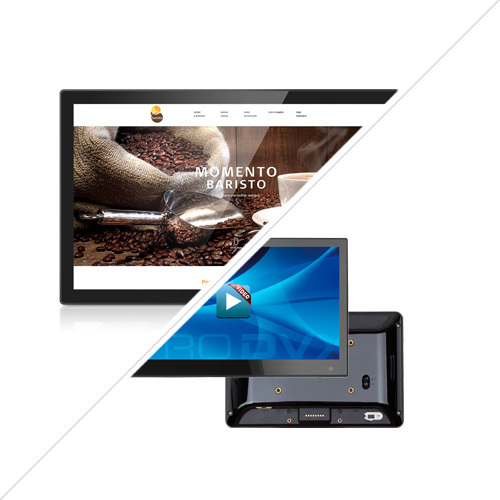 TabletPCs and Displays